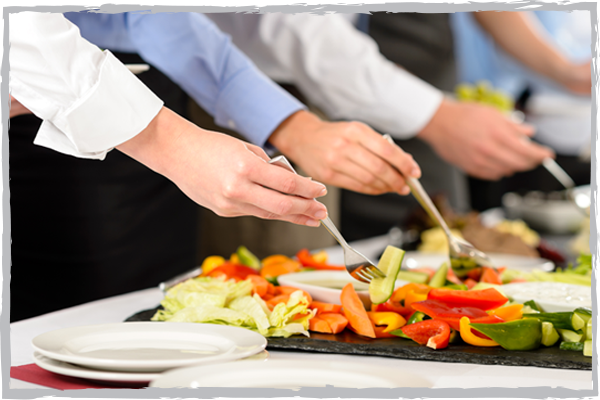 corporate catering Virginia Beach and Norfolk