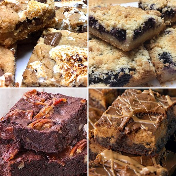 Brownie Bar selection