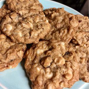 oatmeal cowboy cookies