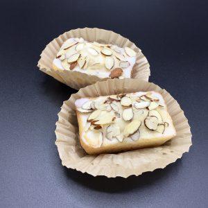 citrus almond cakes