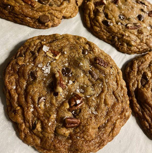 Giant OMG Cookies
